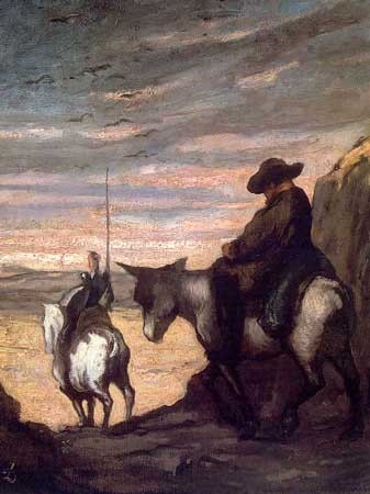 Daumier Don Quichotte Sancho.jpg