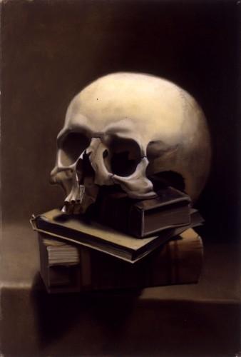 Vanité aux livres, Paul Magendie.jpg